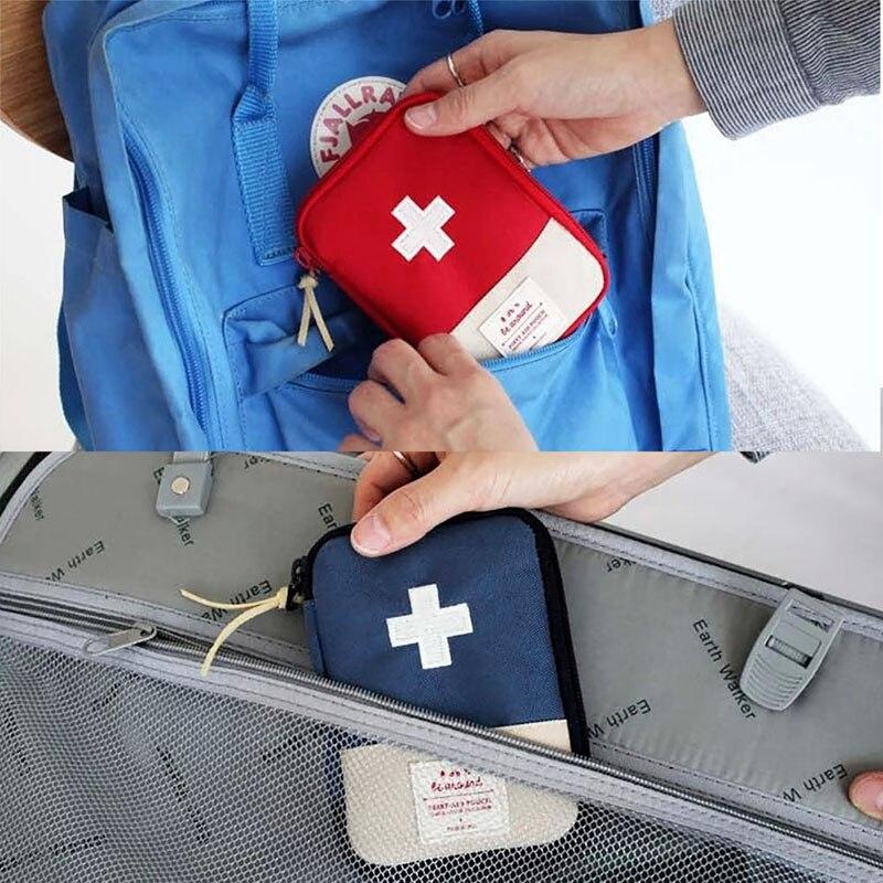 Außen Erste Aid Emergency Medical Überleben Kit Wrap Getriebe Tasche ...