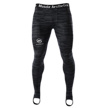 Mens Compression Tights Leggings Running Sport Male Gym Fitness Pants Quick dry Trousers Workout Training Yoga MMA Sweatpants