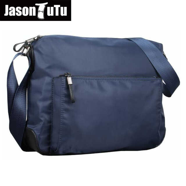8fafab0392d3 New Fashion Man Bag High Quality Nylon Men Messenger Bags Black famous  brand waterproof Male Shoulder Crossbody Bag FB3102