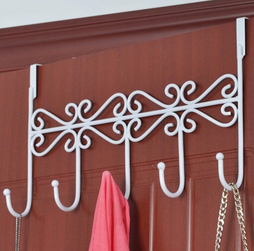 The new factory direct European Iron-free nail the door hook trace metal hooks simple ideas hook