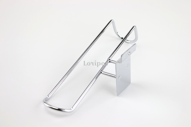 Furniture Symbol Of The Brand Wire Ice Skate Holder Roller Skates Frame Shelf Display Rack Shoes Support Rack Tube Hanger Display Furniture Accessories