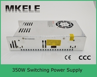 S 350 48 7.3a 350w Single Output Uninterruptible Adjustable ac 110v 220v to dc 48v Switching power supply for LED Strip light
