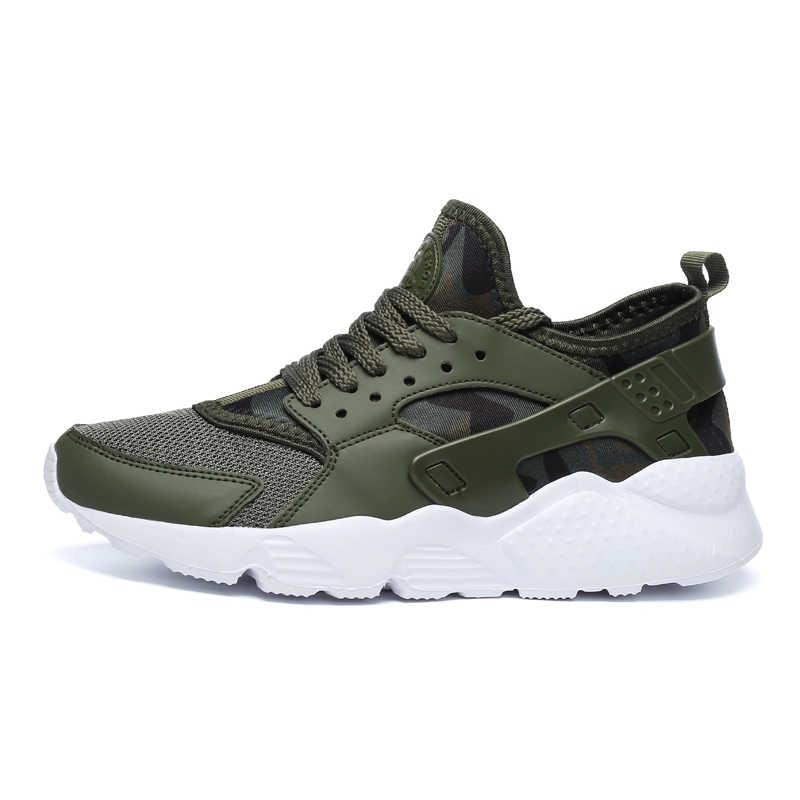 e6093e4ef3ec Новый Для мужчин кроссовки для Для мужчин бренд Обувь с дышащей сеткой  Прогулки кроссовки спортивные спорта