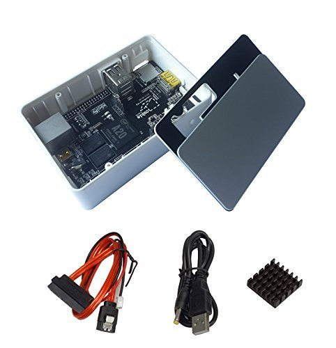 Cubieboard2 allwinner A20 1GB ARM Cortex A7 Dual-core Development Board with B/W Case