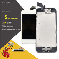 Ovsnovo All Check Test LCD Full Assembly For Iphone 5 5c 5s SE LCD Touch Glass