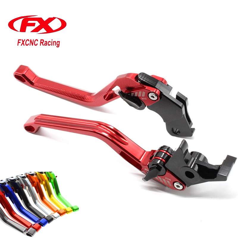 FXCNC 3D Rhombus Adjustable Motorcycle Brake Clutch Lever For MV AGUSTA Brutale 800 675 Dragster Rivale 800RR Turismo Veloce 800 motorcycle accessories adjustable folding extendable brake clutch levers for mv agusta brutale 675 800