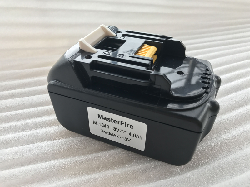 New Replacement Rechargeable Power Tools Batteries For Makita 18V 18 volt 4.0Ah 4000mAh BL1830 BL1840 LXT400 194205-3 Battery 18v 6000mah rechargeable battery built in sony 18650 vtc6 li ion batteries replacement power tool battery for makita bl1860
