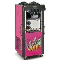 Commercial 20L/25L soft ice cream maker taylor 3 flavor soft serve frozen yogurt ice cream making machine price