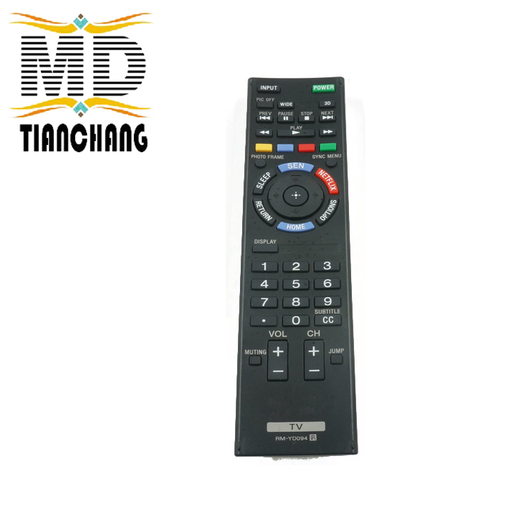 Free Shipping New LCD TV Remote Control For SONY RM-YD094 KDL-50R550A KDL-60R550A KDL-70 ...