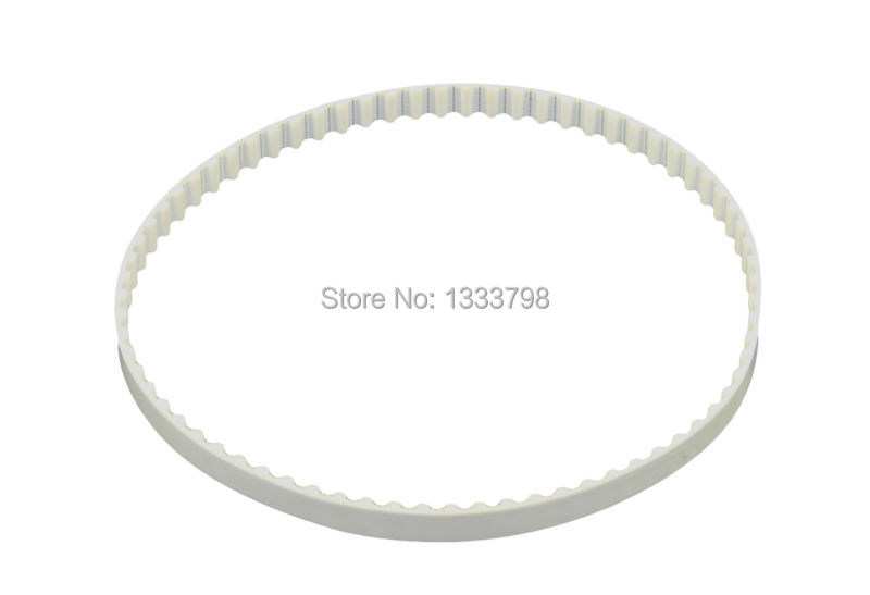 15mm width T20 type 1600mmlength(80teeth) pu closed loop timing belt with steel code lupulley s8m timing belt black closed loop rubber belt s8m2880 3200 3272 3280 3400 3440 3600 toothed belt drive for printing