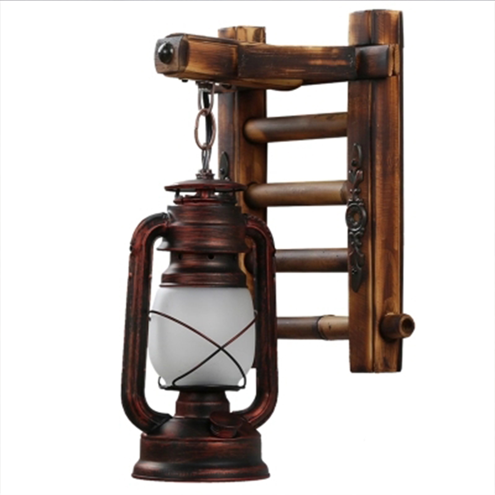 Vintage Wall Lamp Led Wall Lamps Luminaria Loft Home Lighting Wall Mount Light Wall Lights for Home Wrought Iron Wall