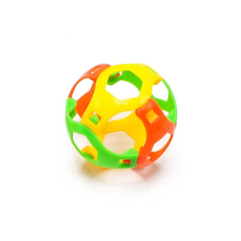 1 Pc Diy Montage Blokken Bal 4 Cm Educatief Speelgoed Kleuterschool Voorschoolse Leren Model Kit Voor Kinderen Assembleren Speelgoed 2019 Nieuwe
