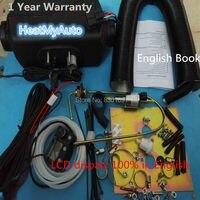 5KW 12V / 24V air parking heater for diesel car Van truck RV boat similar to Webasto & eberspaecher diesel heater, Snugger.