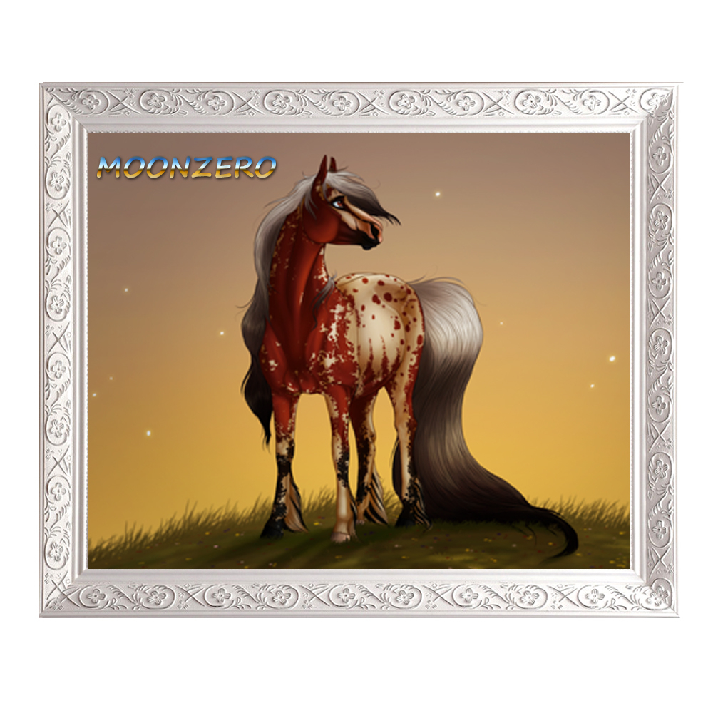 DIY Diamond Painting Cartoon Horse Craft Accessories Cross-stitch Needlework Full Crystal Mosaic Embroidery Wall Sticker Gift