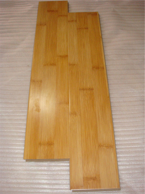 12mm Imitation Wood Bamboo Compound Floor Bamboo Laminate Flooring