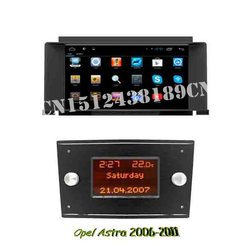 hd1024 600 android4 4 car dvd gps for opel astra h radio. Black Bedroom Furniture Sets. Home Design Ideas