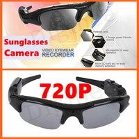 New Coolest HD 720P Eyewear Digital Camera Audio Video Recorder Video Glasses Mini Camcorders DV DVR