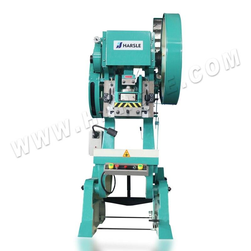 Poinçonneuse de presse de poinçon pour la machine de presse de plaque d'immatriculation de profil en aluminium