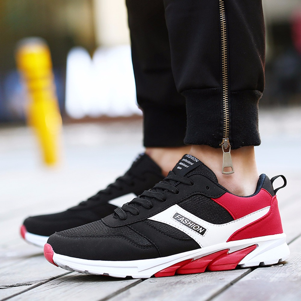 Men Women Running Shoes Cushioning Flywire Mesh Breathable Outdoor Lovers Sports Shoes Comfortable Athletics Trainer Sneakers