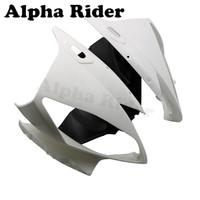 For Yamaha YZF R6 Front Upper Nose Top Cowl Bodywork Fairing Unpainted YZF R6 2006 2007