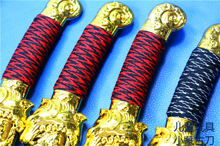 Children S Toys Wooden Mongolia Knife Sword Toy Sword Wooden Knife