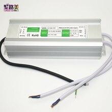 Бесплатная доставка DC12V 150 Вт 12.5A Водонепроницаемый непромокаемые Электронный СВЕТОДИОДНЫЙ Драйвер AC110V-260V светодиодные полосы света трансформатор Преобразователя