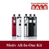 Motiv e-タバコオールインワン気化器キット2200 mahバッテリでmtlアトマイザー対smok蒸気を吸うペン22自我aio電子タバ