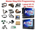 2016 NEW KTAG V2.13 Unlimited Version High Quality K TAG Master ECU Programming Tool K-TAG Hardware V6.070 with Free Shipping
