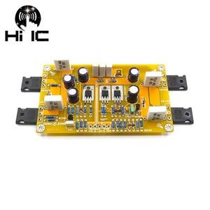 Image 4 - Плата усилителя мощности класса А, 2 канала А3, Одноконтурный усилитель мощности 30 Вт + 30 Вт, сбалансированный и несимметричный ввод усилителя DIY (готовая плата)