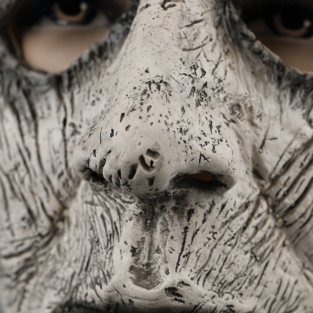 2018 Halloween Mask New Michael Myers Mask Scary Horror Halloween Handmade Mask (10)