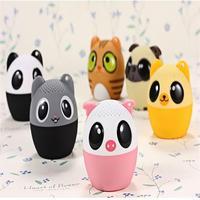 Adorable Pet Mini Bluetooth Speakers Creative Cartoon Mobile Phone Wireless Bluetooth Speaker Outdoor Sound Cannon