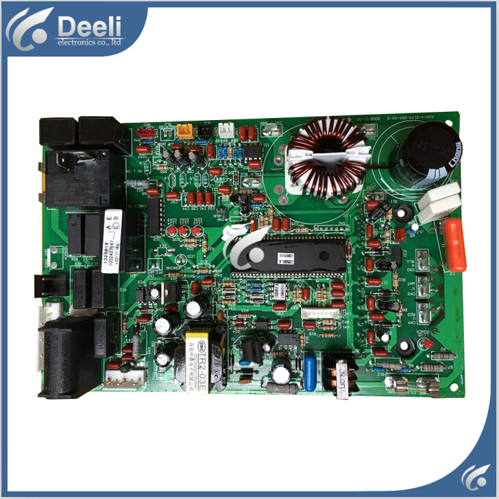 95% new good working for air conditioning KFR-50L/39BP outdoor machine main control board computer board on sale