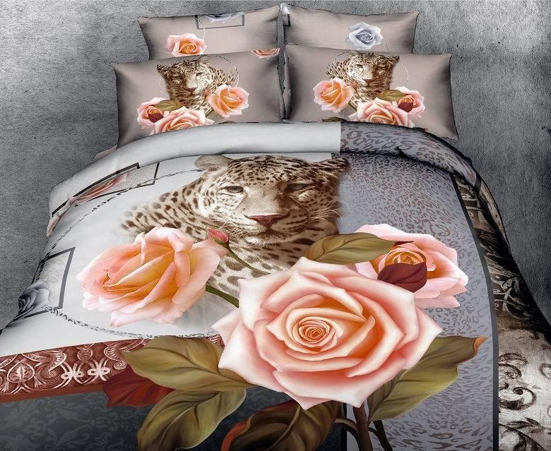 . Home textile girls strawberry shortcake 3d duvet cover set bedding