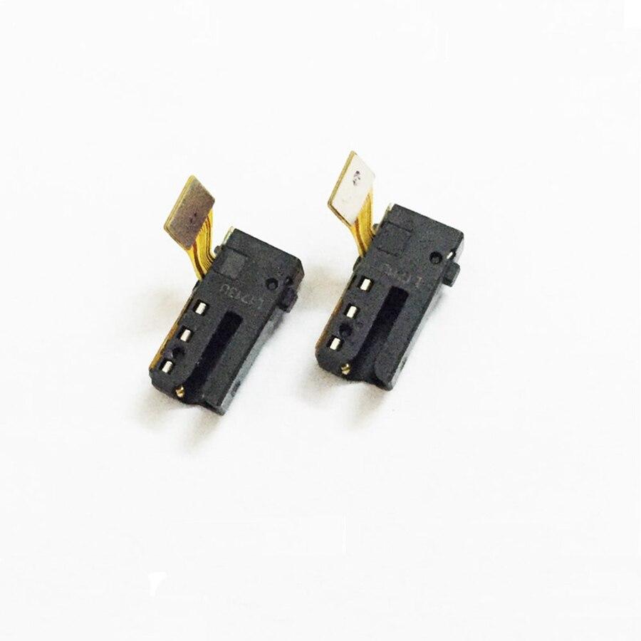 1pcs/lot WINCOO P10Lite P10Plus Earphone Headphone Audio jack Flex Cable For HUAWEI P10 Plus P10 Lite Earpiece Spare Parts