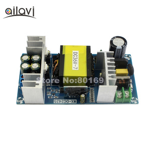 250 Вт преобразователь высокой мощности AC220 в DC36V 7A AC-DC Импульсный блок питания