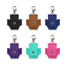2019 New Covers For Airpods Leather 6 Colors Protector Cover For Airpods Accessories Earpods Cases For Apple Earphone Fundas