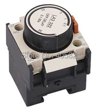 Timer delay auxiliary contact blocks 0.1-3S off delay