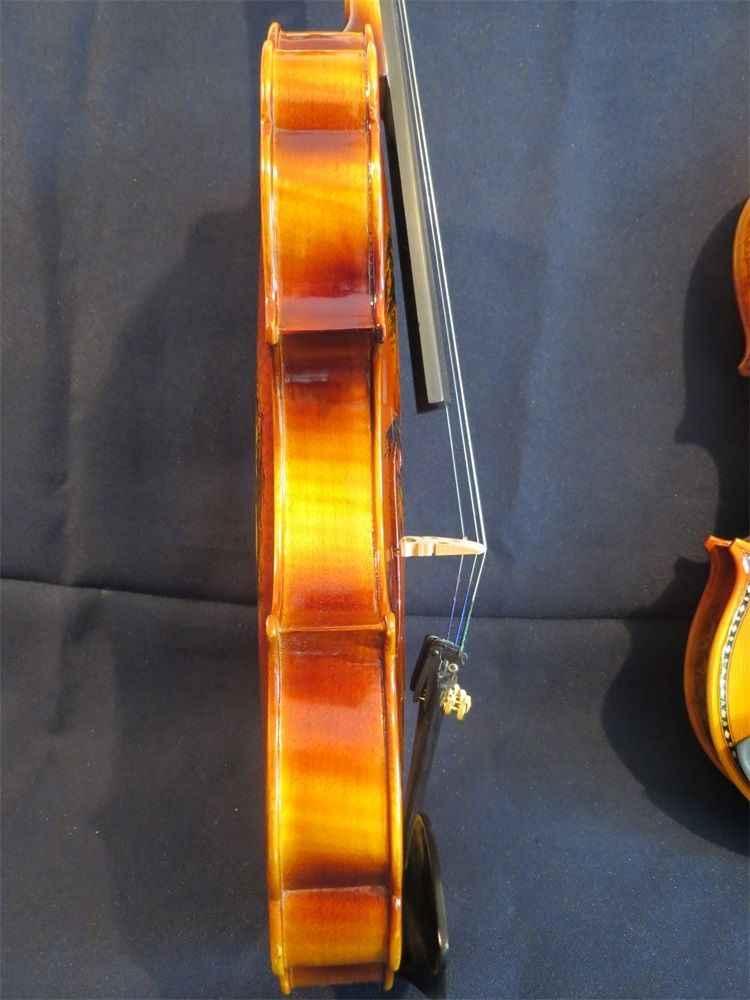 Барокко Стиль песня брена маэстро 4/4 скрипка море-горничной Рисунок, хороший звук #12008