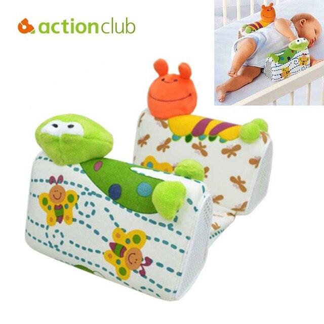 20*17*16 cm Marca Infantil cama Inseto da Abelha Animal Colorido forma de U travesseiro Terapia Segura 100% algodão macio Do Bebê shaping travesseiro