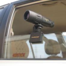 Visionking Камеры и Объектива Окна Автомобиля Крепление Для Зрительная труба Камеры Монокуляр Телескопы Алюминиевые Окна Автомобиля Горе Хорошего Качества