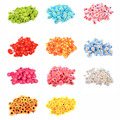 100 x Artificial Flower Heads Small Chrysanthemum Flower Head Gerbera Daisy DIY Wedding Home Decoration Colorful