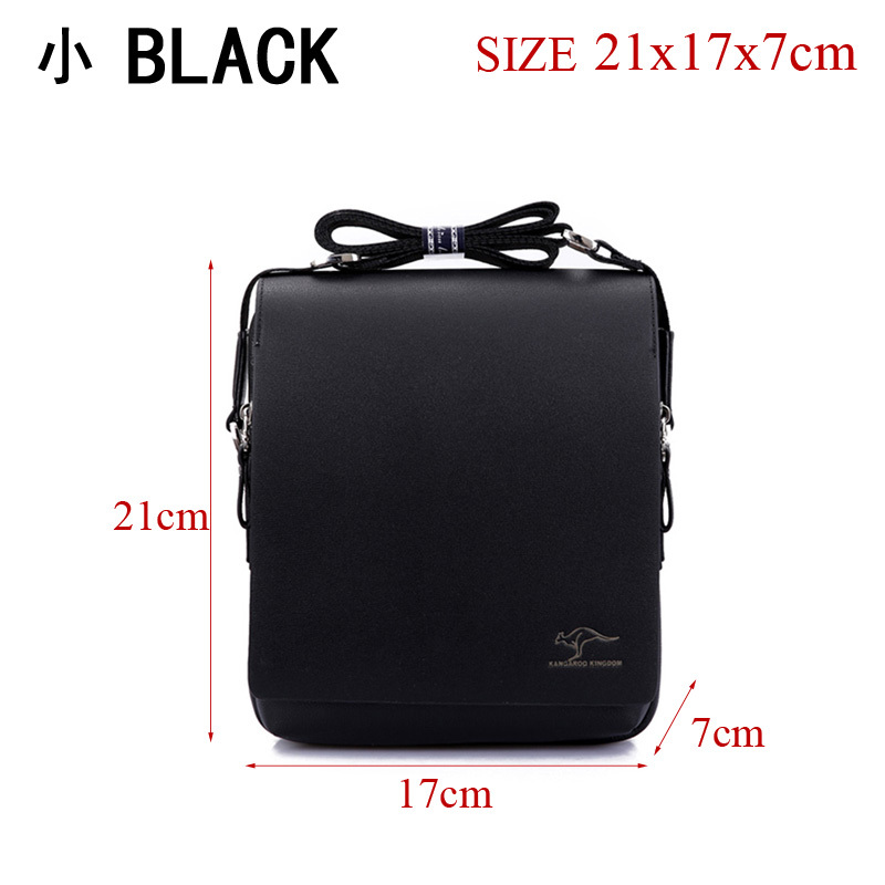 Size 21x17x7cm Black