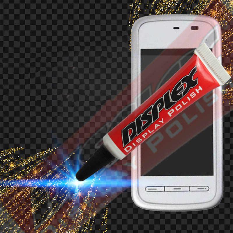5g/בקבוק DISPLEX תיקון סריטות להדביק LCD תצוגת ליטוש קרם עבור טלפון נייד MP3 מחשב מסך סריטות תיקון