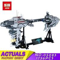 LEPIN 05026 3449Pcs Star Series Wars 05083 Death Star II Model Building Kits Blocks Bricks Children Toys Compatible 10143 Gifts