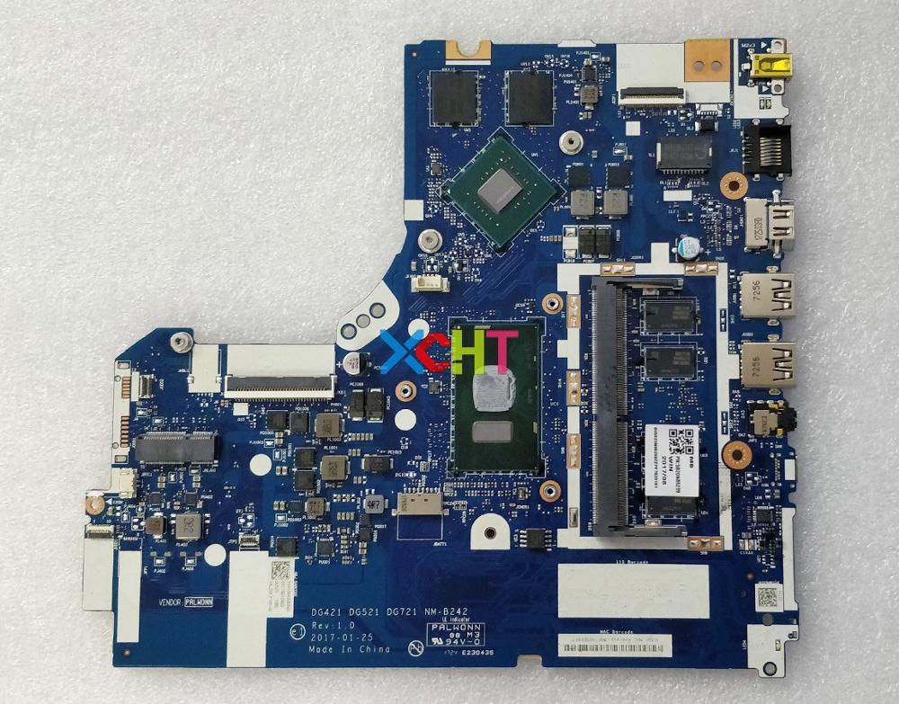 for Lenovo 320 15IKB 320 17IKB w I5 7200U CPU 5B20N86299 NM B242 N16S GTR S
