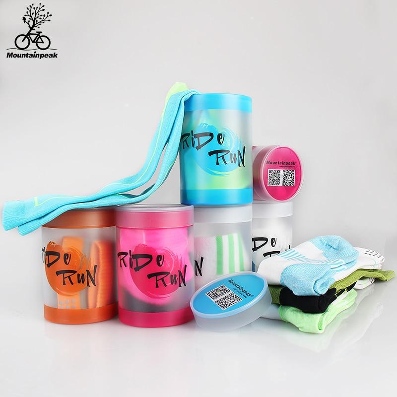 4 colores MTP Calcetines deportivos Hombres y mujeres Montar Correr - Ropa deportiva y accesorios - foto 2