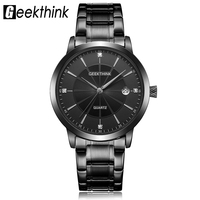 GEEKTHINK New Fashion Men S Watch Tide Casual Luxury Brand Male Watches Ultra Thin Sport Quartz