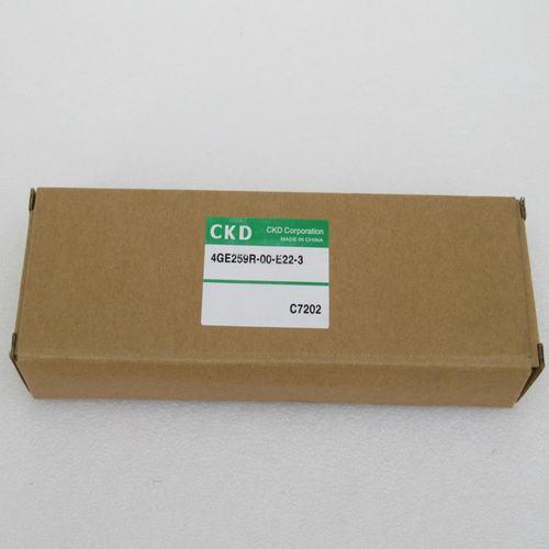New CKD  4GE259R-00-E22-3  DC24V switchNew CKD  4GE259R-00-E22-3  DC24V switch