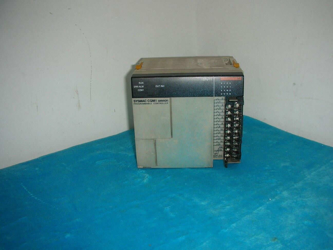 Used OMRON CQM1-CPU11-E /OMRON omron cqm1 pa206