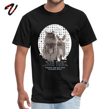 Modern ized Classic Greyhound Sleeve T Shirt Father Day Round Neck All Cotton Men T-shirts 2019 Discount
